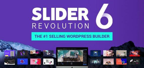 Купить перевод - Slider Revolution — Responsive WordPress Plugin