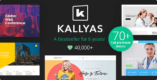 Купить перевод - KALLYAS | Creative eCommerce Multi-Purpose WordPress Theme
