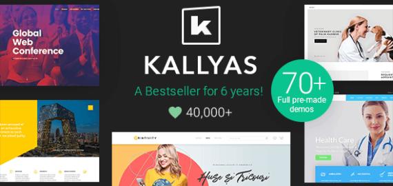 Купить перевод - KALLYAS | Creative eCommerce Multi-Purpose WordPress Theme