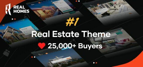 Купить перевод - RealHomes | Estate Sale and Rental WordPress Theme
