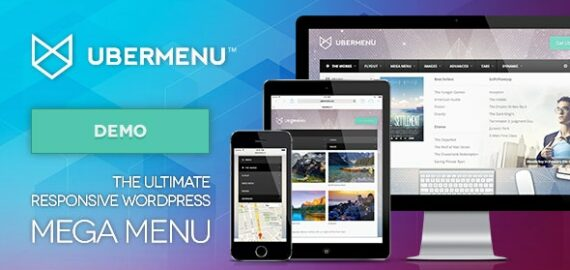 Купить перевод - UberMenu — WordPress Mega Menu Plugin