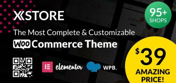 Купить перевод - XStore | Responsive Multi-Purpose WooCommerce WordPress Theme