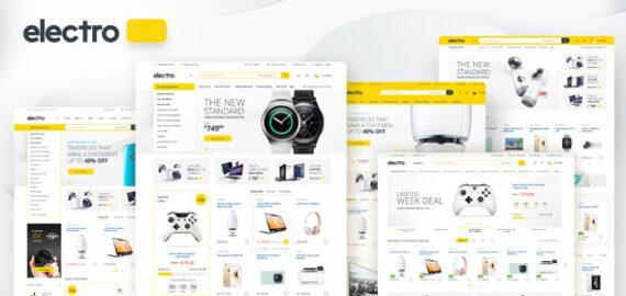 Купить перевод - Electro — Electronics Store WooCommerce Theme