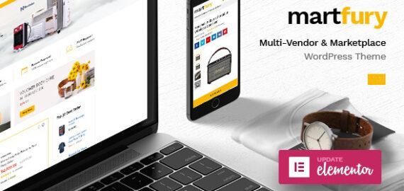 Купить перевод - Martfury — WooCommerce Marketplace WordPress Theme