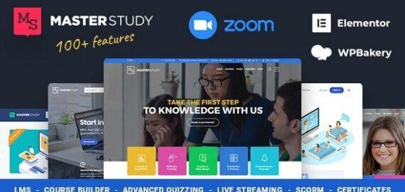 Купить перевод - Masterstudy — Education WordPress Theme