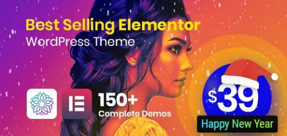 Купить перевод - Phlox Pro — Elementor MultiPurpose WordPress Theme
